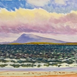 Achill Island From Sellerna